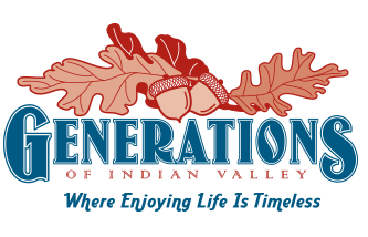Generations of Indian Valley - Logo